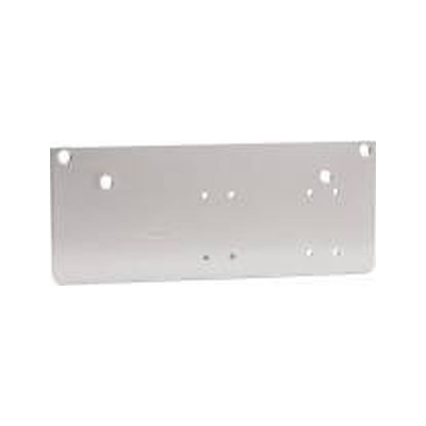 LCN 4040XP-18PAu003cbru003eDrop Plate For Parallel Arm MountSurface MountedLCN - Door  sc 1 st  Door Resources : door arm - pezcame.com