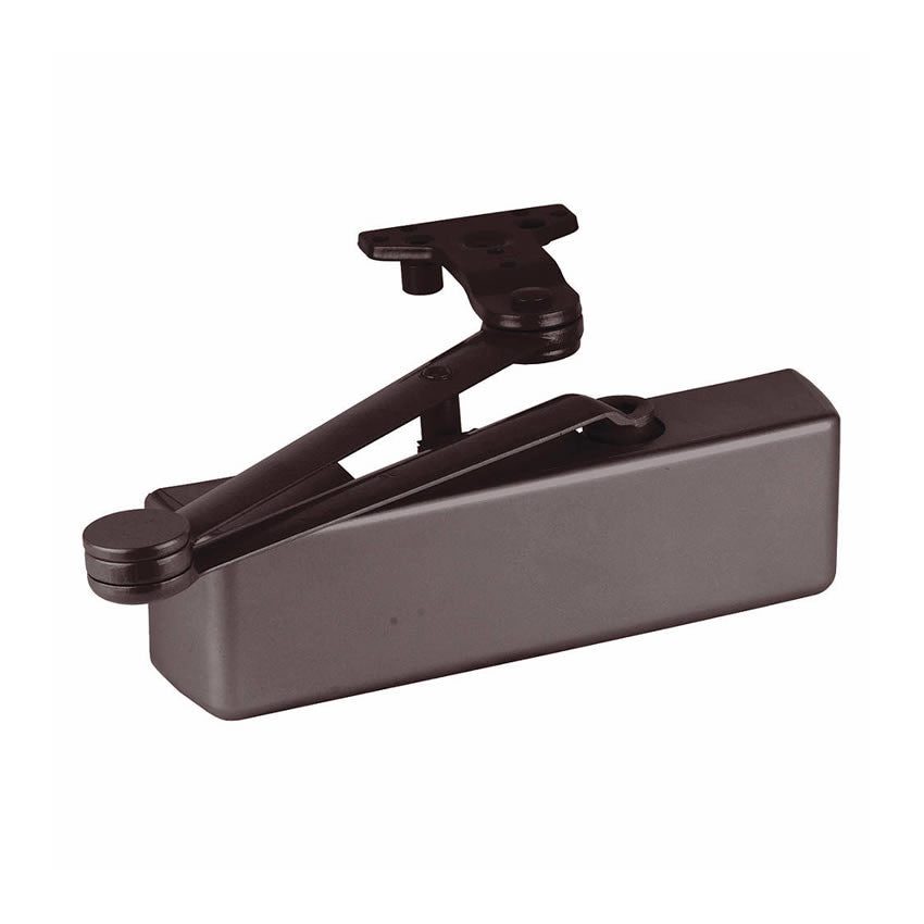 LCN 4040XP HCUSH<br>Heavy Duty Door Closer w/ Hold Open Cush-N-Stop ArmSurface MountedLCN - Door Resources
