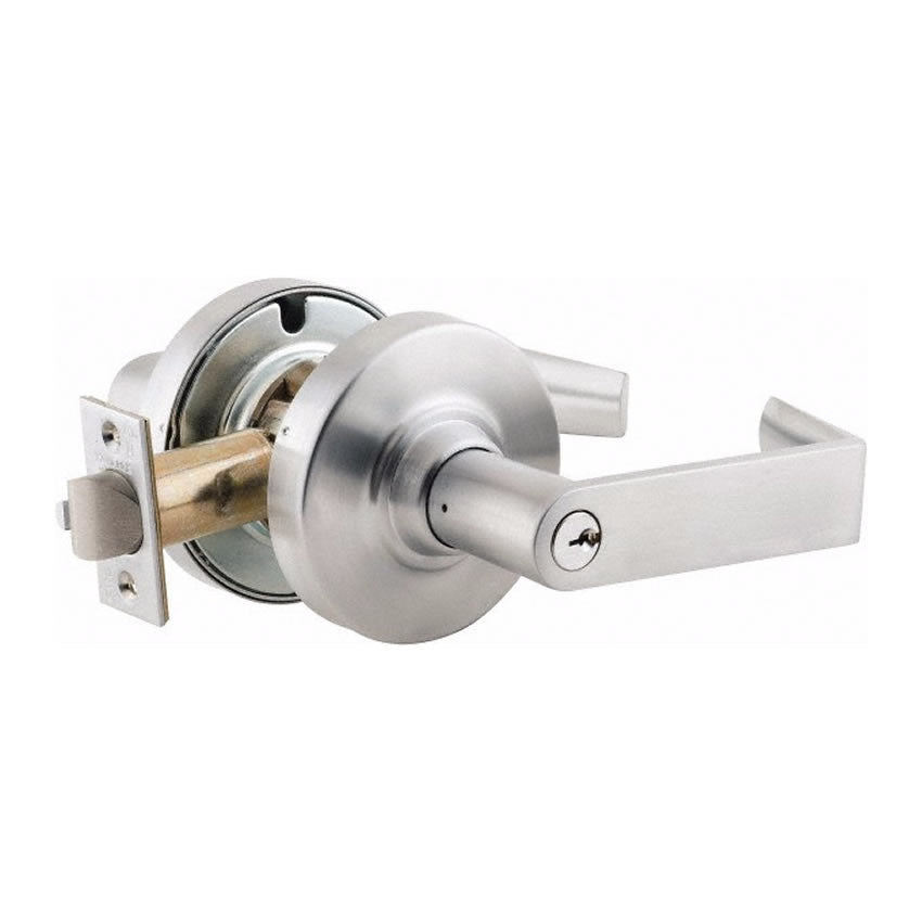 Schlage ND80PD Heavy Duty Storeroom Function Lever Lock