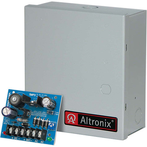 Altronix SMP3ET<br>Power Supply KitPower SuppliesAltronix - Door Resources