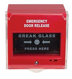 Locknetics Emergency Break, RED Case, EGB-100-RAccess ControlSchlage Electronics - Door Resources