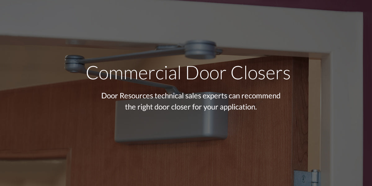 Commercial Door Closers