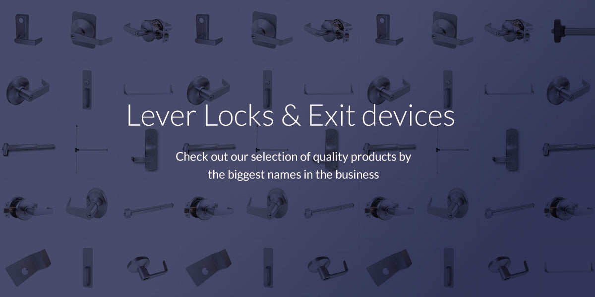 Lever Locks & Devices
