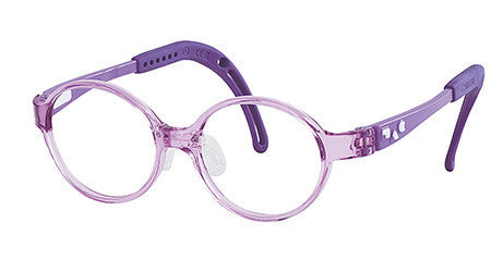 KIDS B RANGE - TKBC7 - TRANSPARENT / PURPLE