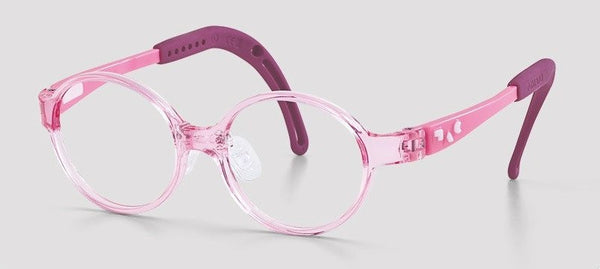 KIDS B RANGE - TKBC8 - TRANSPARENT / PINK
