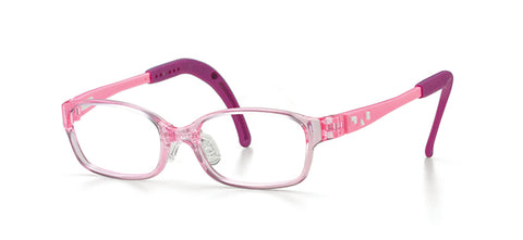 KIDS C RANGE - TKCC8 - TRANSPARENT PINK