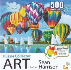 Puzzle Collector Art Puzzles