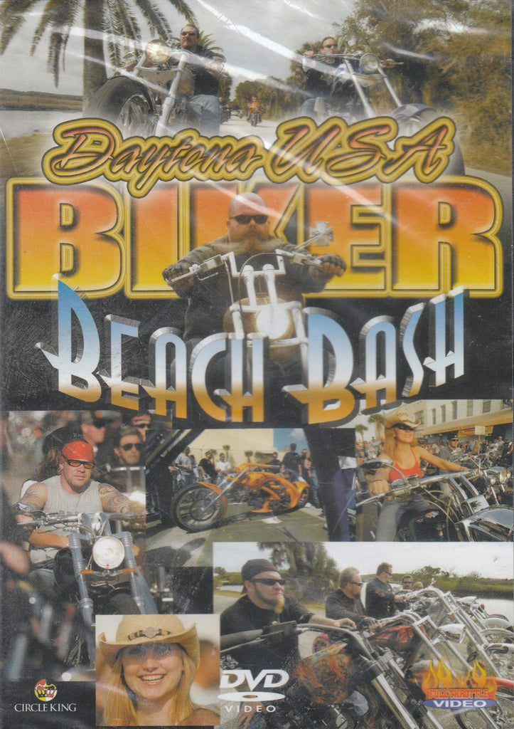 Biker Beach Bash: Daytona U.S.A.