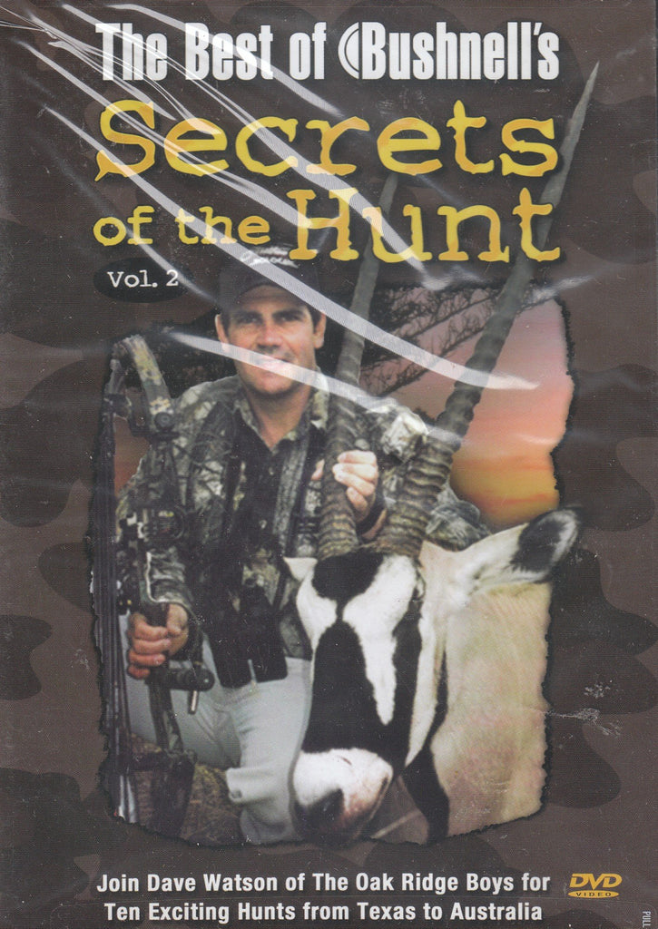 Best of Bushnell's Secrets of the Hunt, Vol. 2