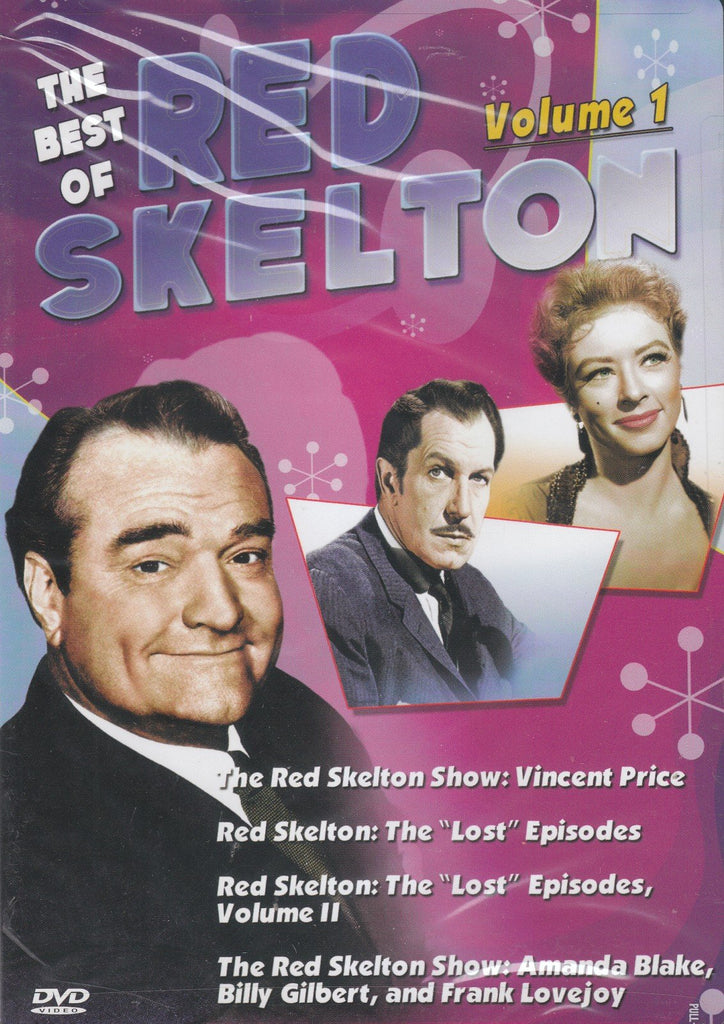 Best of Red Skelton Vol 1