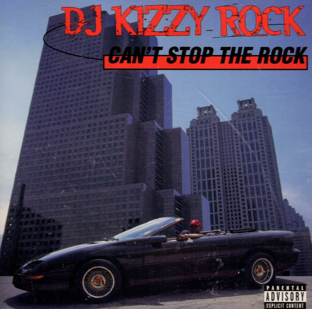 Can't Stop The Rock by DJ Kizzy Rock