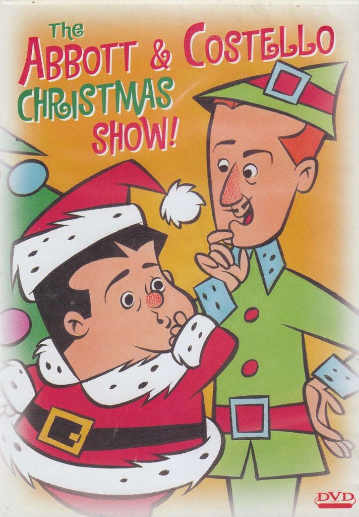 Abbott and Costello Christmas Show! [Slim Case]