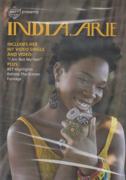 BET Presents India Arie