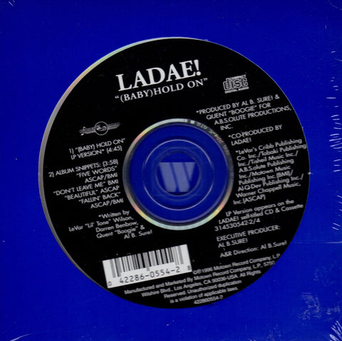 (Baby) Hold On by Ladae!