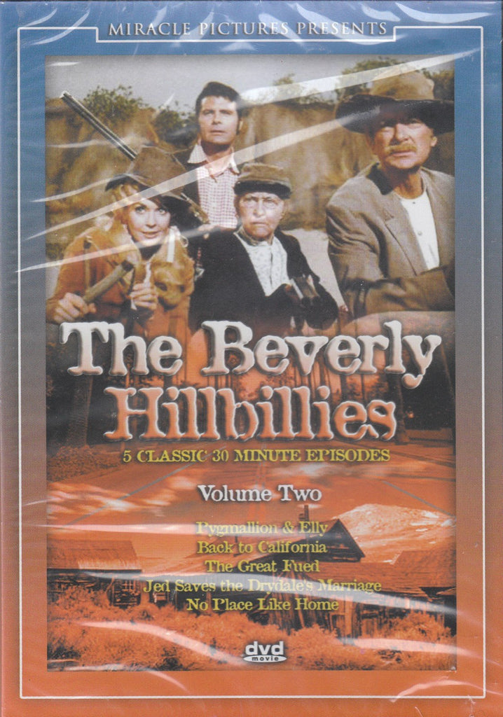 Beverly Hillbillies Volume Two