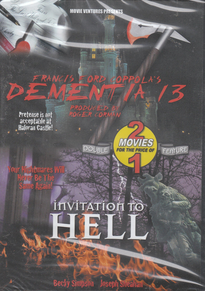 Dementia 13 / Invitation To Hell
