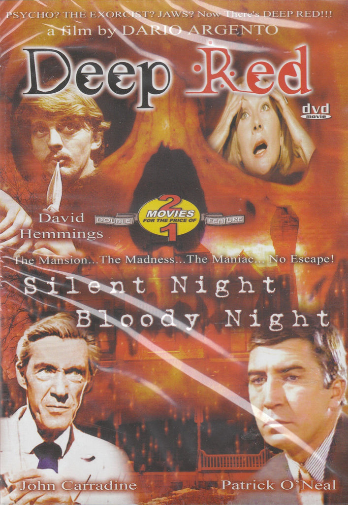 Deep Red / Silent Night Bloody Night