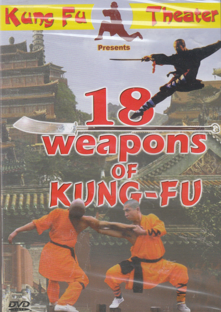 18 Weapons Of Kung-Fu