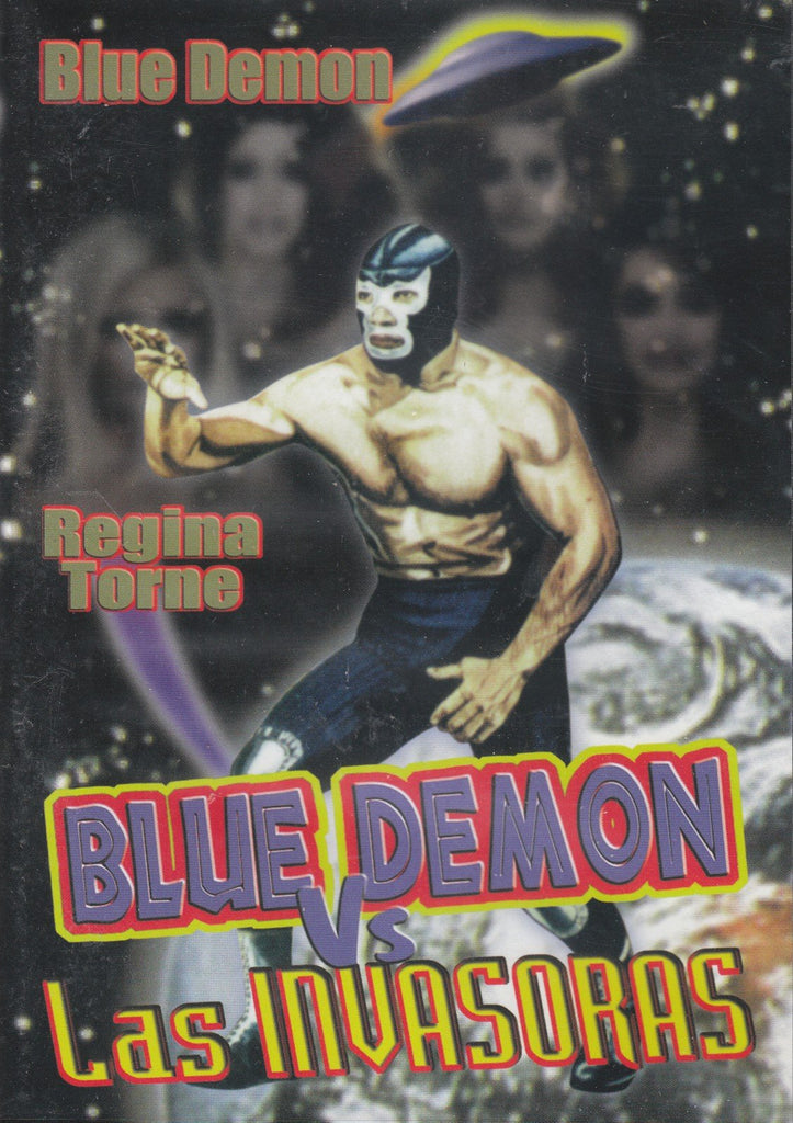 Blue Demon Vs Las Invasoras