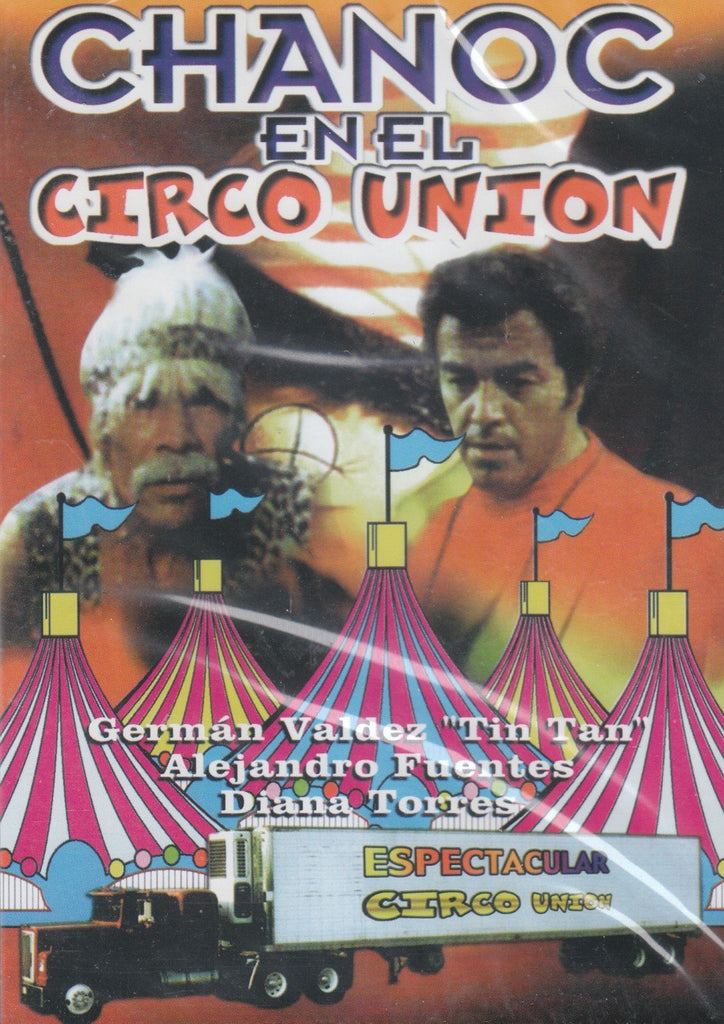 Chanoc En El Circo Union