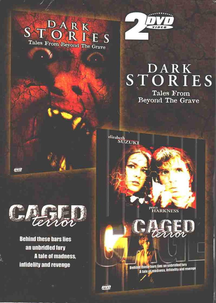 Dark Stories / Caged Terror