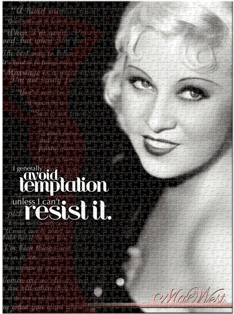 Mae West 1000 Piece Puzzle