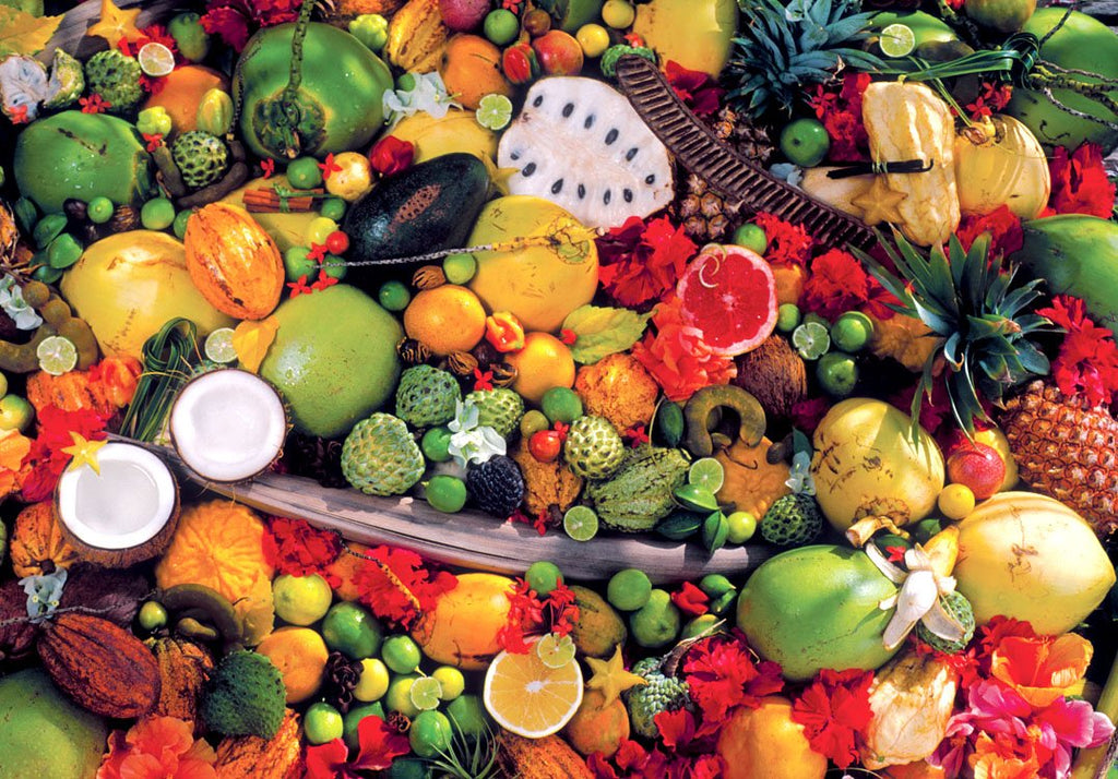 Colorluxe 1500 Piece Puzzle - Tropical Fruits