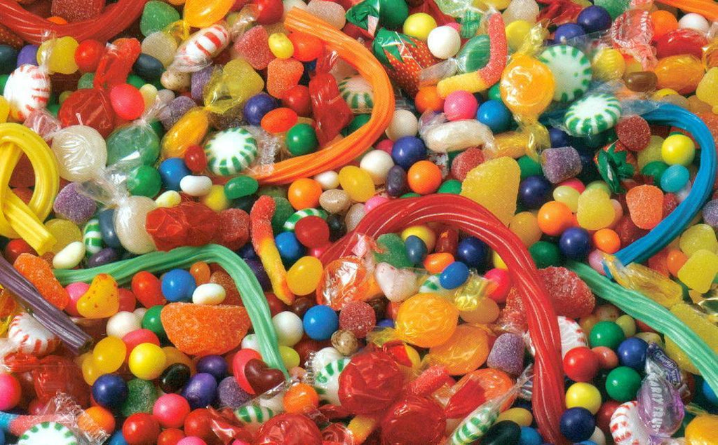 Colorluxe 1000 Piece Puzzle - Candy Explosion