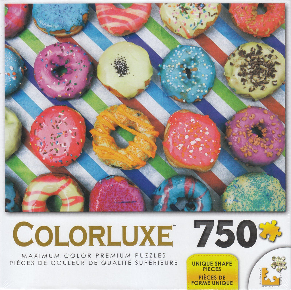 Colorluxe 750  Piece Puzzle - Da