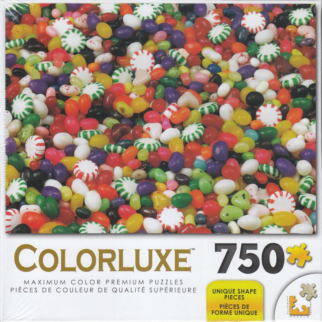 Colorluxe 750  Piece Puzzle
