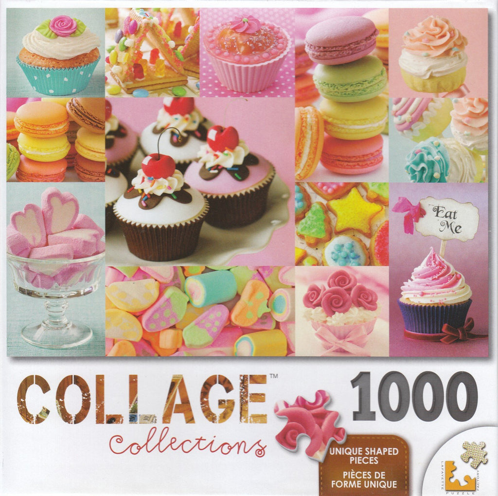 Collage 1000 Piece Puzzle - Oh So Sweet