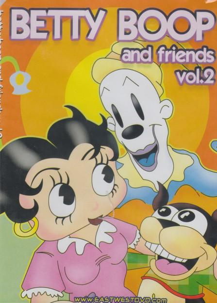 Betty Boop And Friends Vol. 2 [Slim Case]