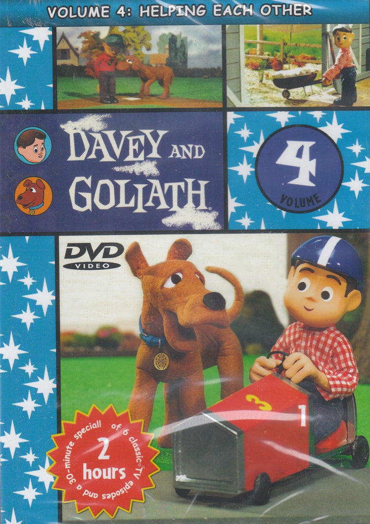 Davey And Goliath Volume 4: Helping Each Other