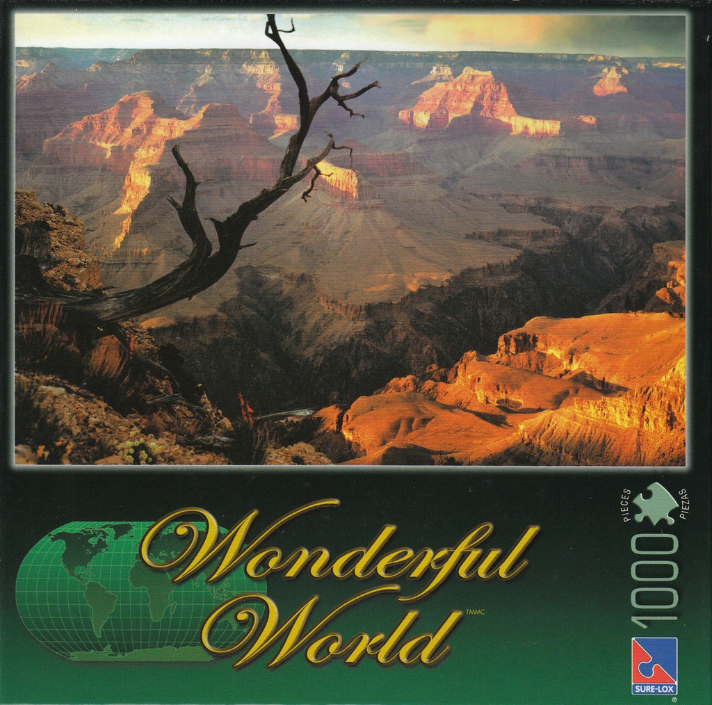 Grand Canyon 1000 Piece Puzzle