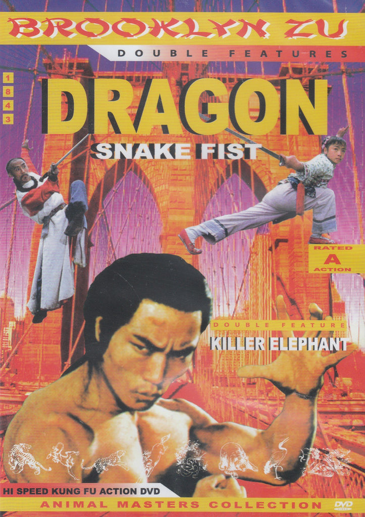 Dragon Snake Fist / Killer Elephant