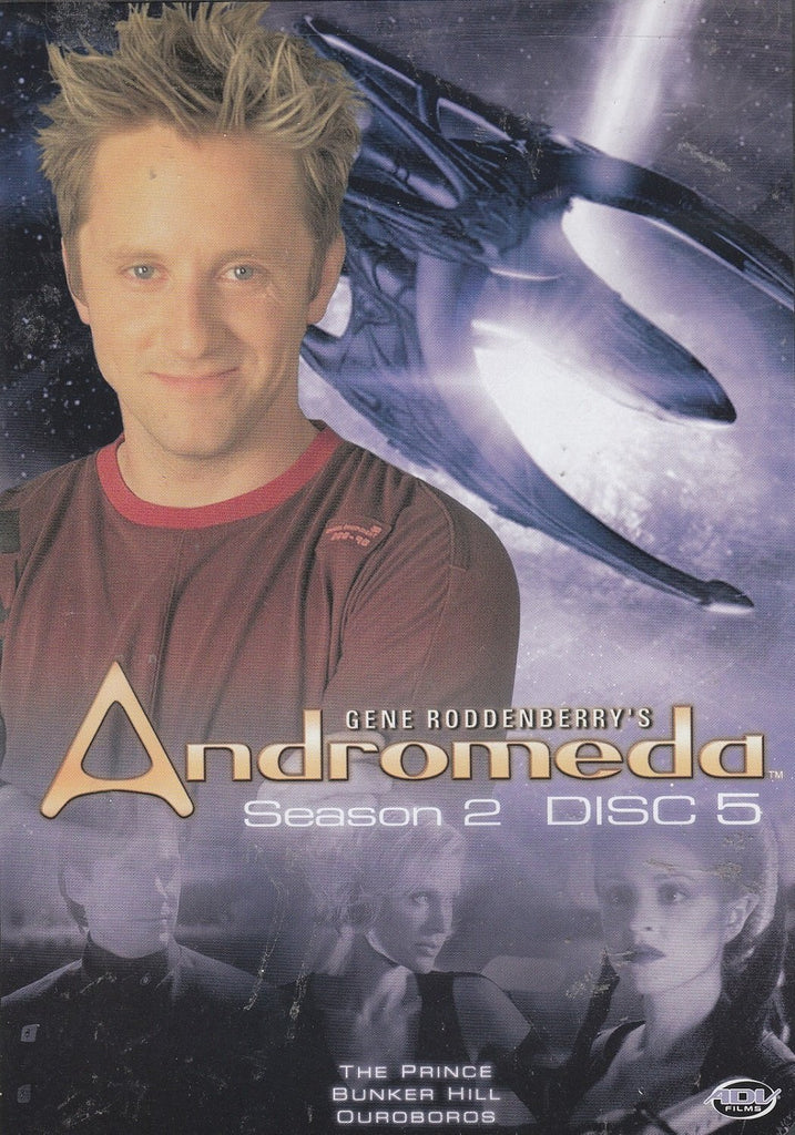 Andromeda: Season 2, Vol. 5