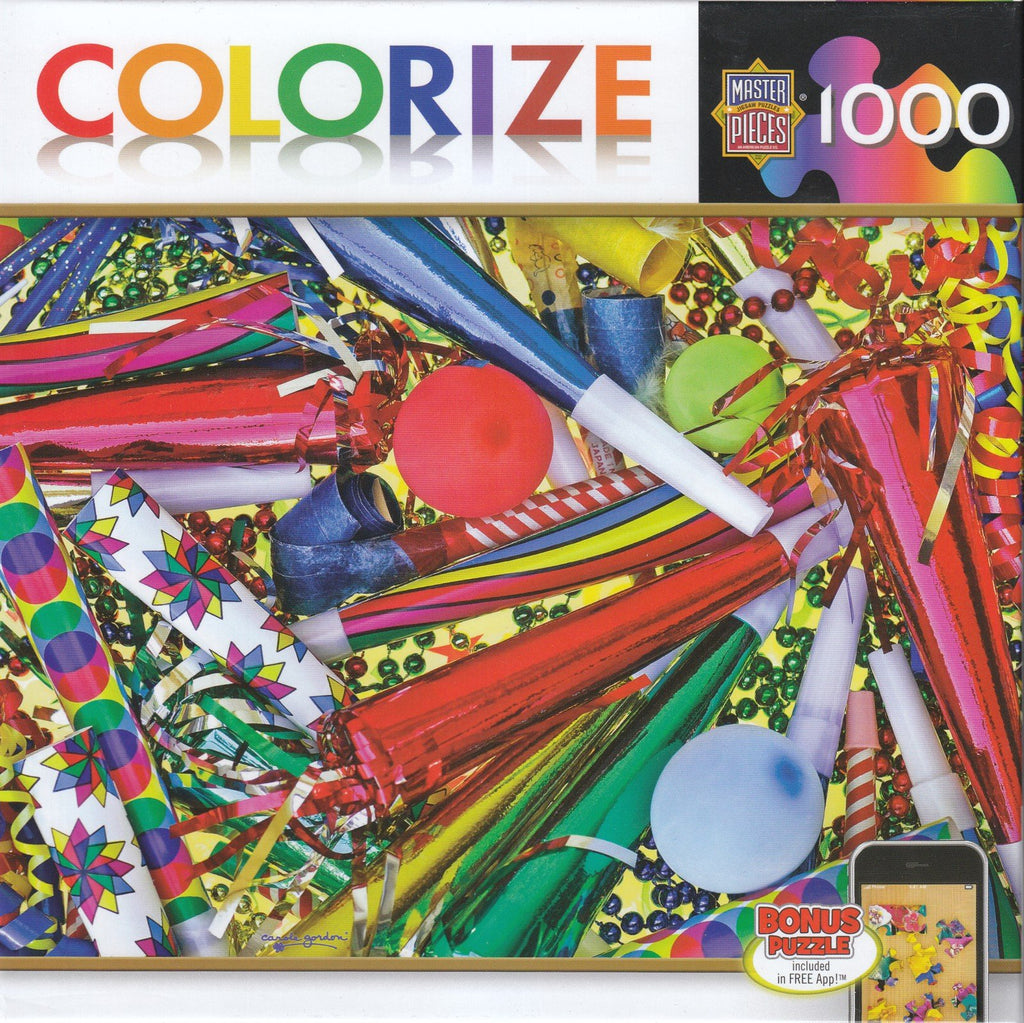 Toot Your Horn 1000 Piece Puzzle