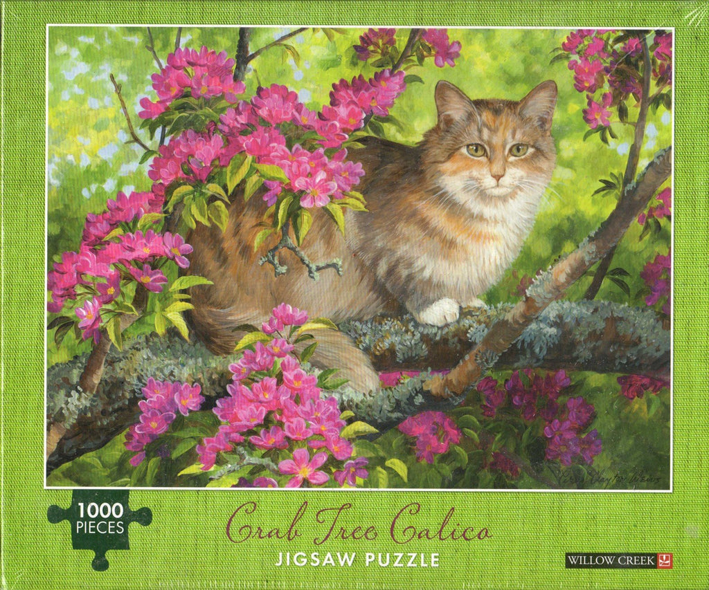 Crab Tree Calico 1000 Piece Puzzle