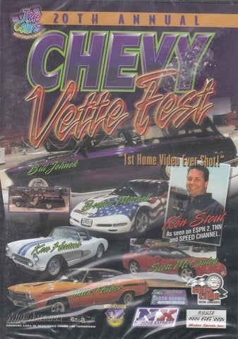 20th Annual Chevy Vette Fest