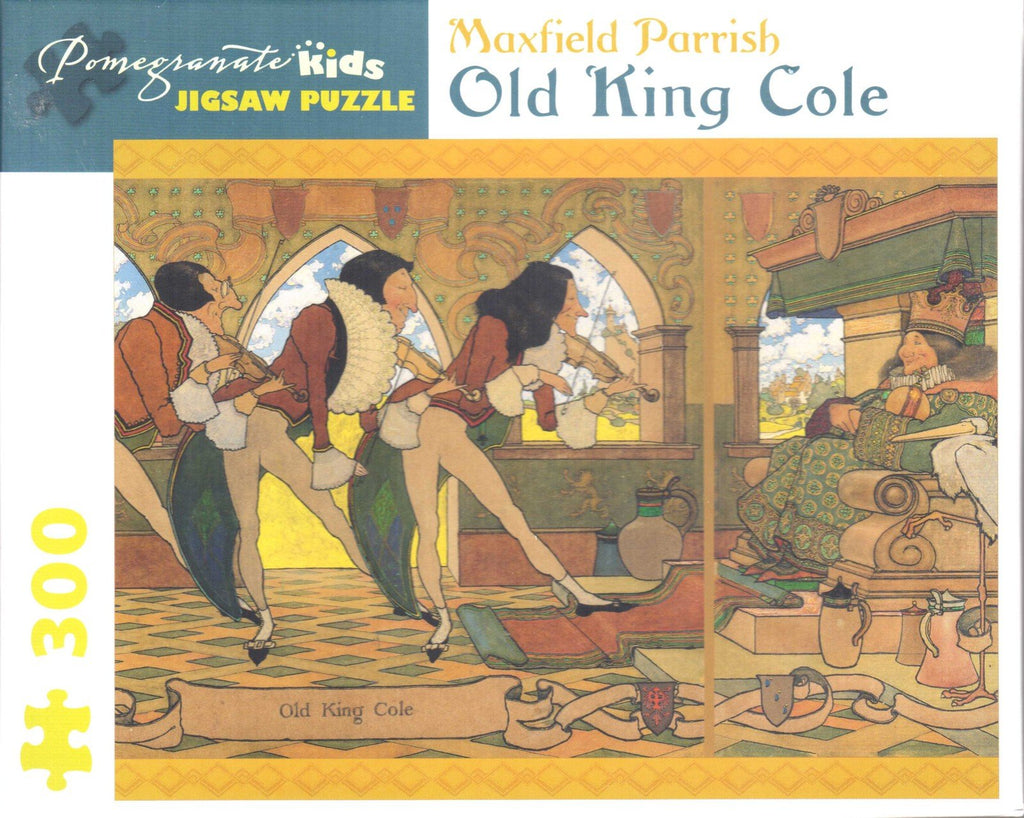 Old King Cole 300 Piece Puzzle