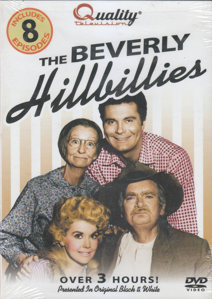 Beverly Hillbillies, 8 episodes