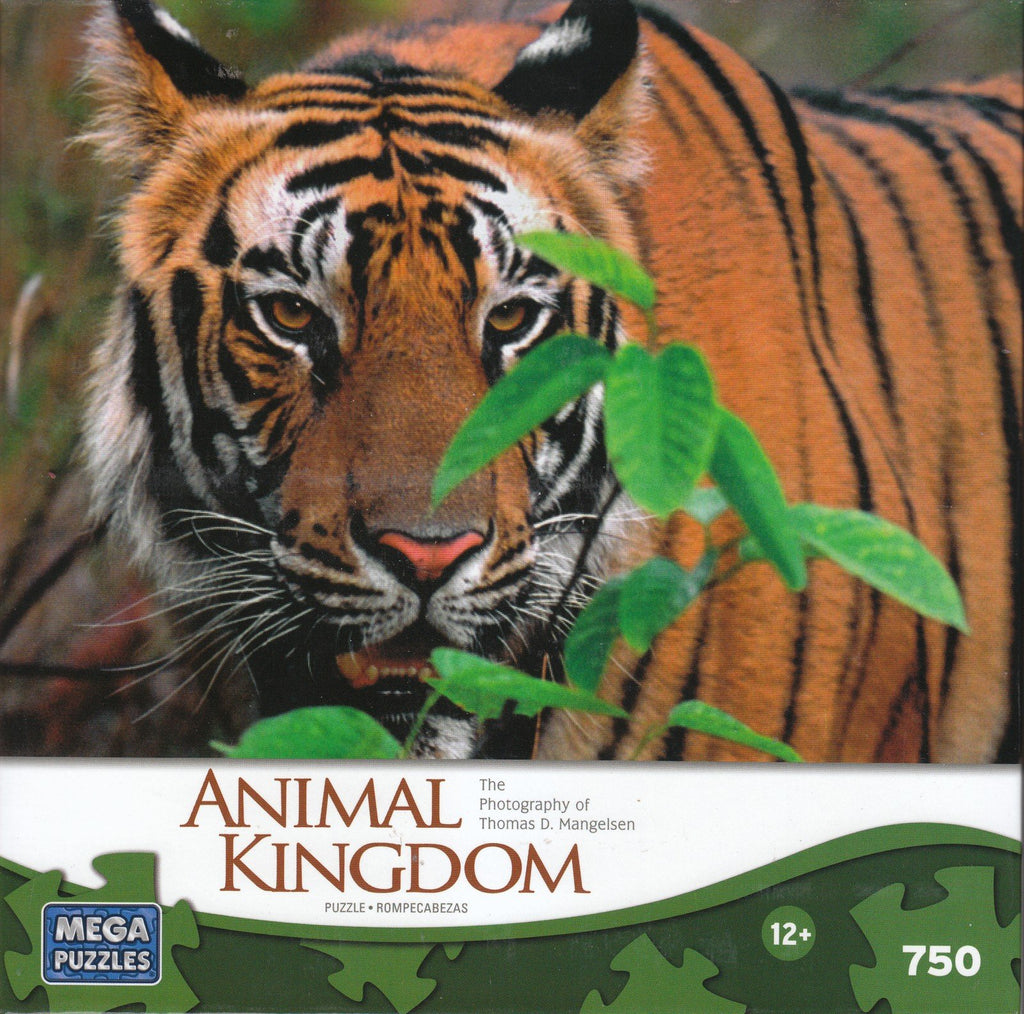 Animal Kingdom 750 Piece Puzzle: Hunted