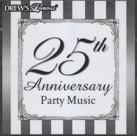 25th Anniversary Party Music