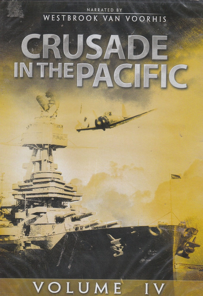 Crusade In The Pacific Volume IV