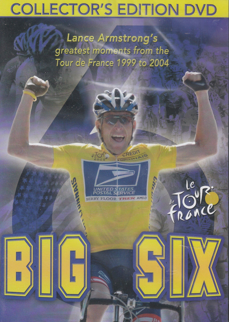 Big Six- Lance Armstrong's Greatest Moments
