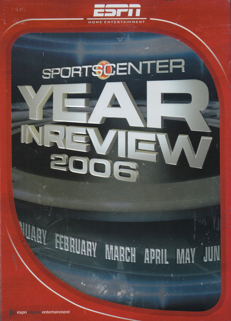 ESPN Sportscenter Year in Review 2006