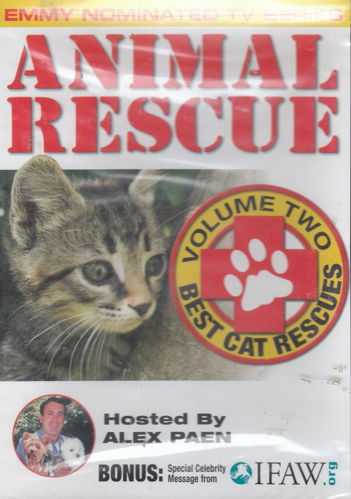 Animal Rescue, Vol. 2: Best Cat Rescues