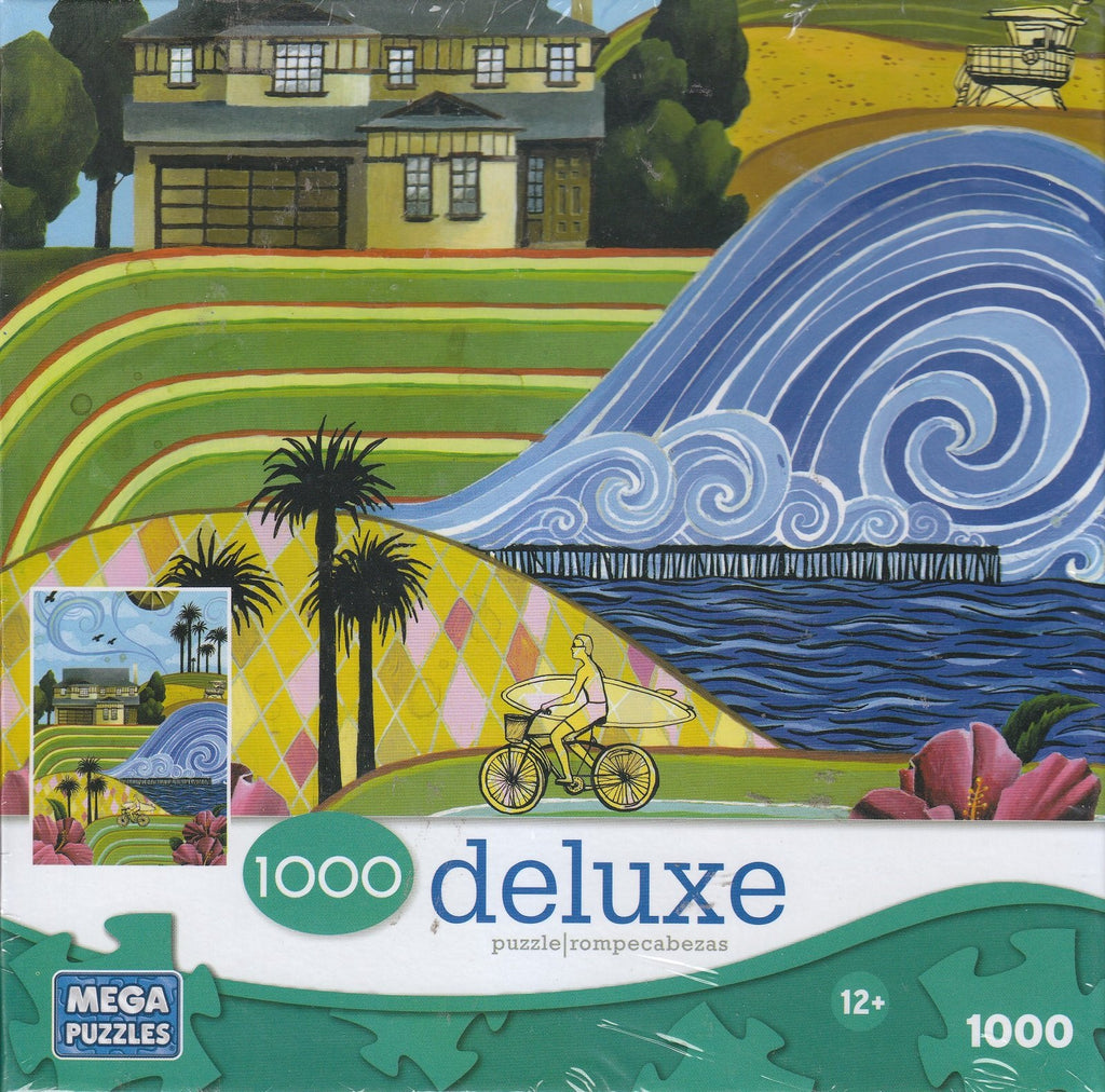 California 1000 Piece Puzzle