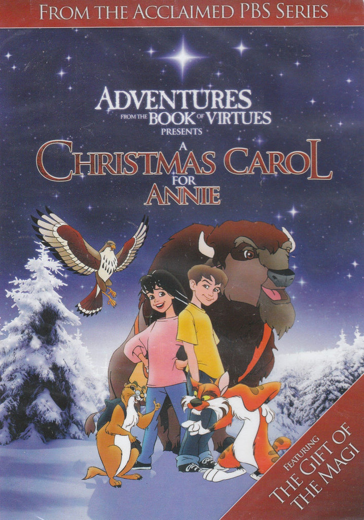 Christmas Carol for Annie