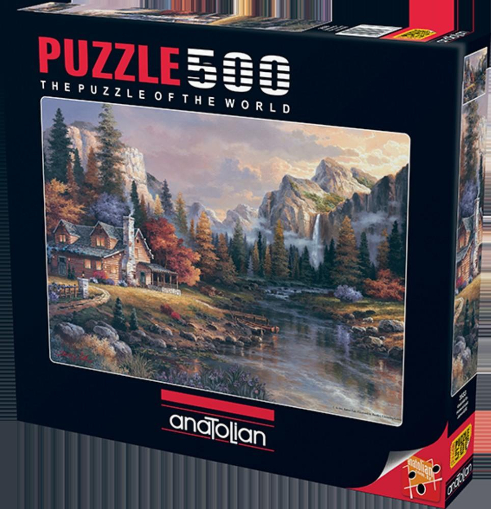 Anatolian Puzzle 500 Piece - Home At Last